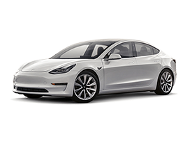 Tesla Model 3 ontchromen
