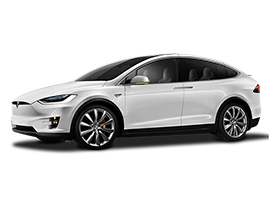 Tesla Model X full wrap