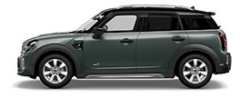 Mini Clubman / Countryman dak wrappen